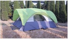 Big activity space camping tent for 6 men