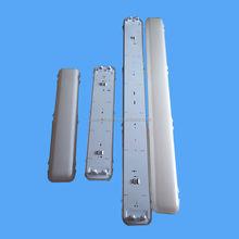 1*36W 2*36W Single tube & double tubes IP68 three tri-proof 4*2 tri-proof waterproof fluorescent light fixture