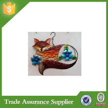Chinese Supplier Metal Wall Hanging Garden Ornaments