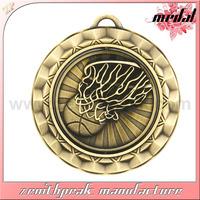 cheap custom medal with drape,customized metal sport medal,medal gift