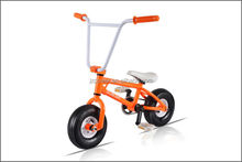 rocker mini bmx bikes,10inch scream new design ,2015 new popular scooter