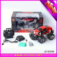 RC off-road jeep