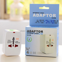 Best Gifts World Power Universal Travel Adapter plug, wireless charging station ,for Worldwide use