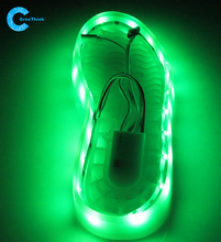3V 3528 60diodes waterproof led strip for cloth& shoes