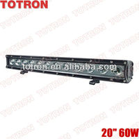 SR single Row 12V 240w led light bar for trucks,Car,Jeep,motorcycle,Atv,SUV,4WD