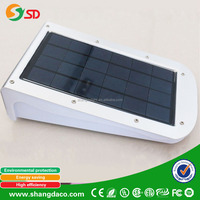 2LED Power Motion Sensor Security Lamp Outdoor Waterproof led Solar Garden Light