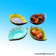 Ceramic Dishes Kitchen Multipurpose Seasoning Dish Ice Crack Glaze Seasoning Sauce And Vinegar