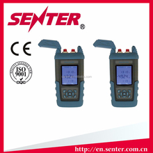ST800K-U series mini digital fiber optical light source power meter for optical fiber power test