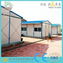 China high modern design high quality prefabricated house for accommodation and office use