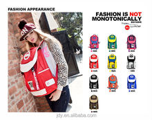 Customized trolley travel backpack for 2015/womens anti theft bags for traveling/bag messenger