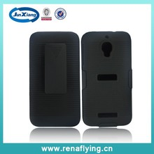 holster combo mobile phone cover for alcatel 7025