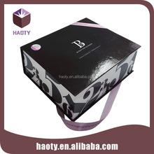 Oil and cream paper box packaging cosmetics
