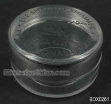 2012 best selling medicine organizer box vial 3.9cm in diameter 2.1cm high
