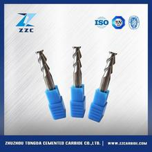 Excellent quality tungsten carbide end mill unequal index in North America