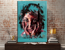 sexy pictures oil painting famous painter modern woman portrait painting face painting face paint designer home decor