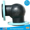 Professional Flange Type 90 degree Elbow Flexible Rubber Expansion Joint