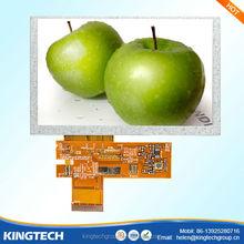 5 inch 800*480 small lcd monitor vga