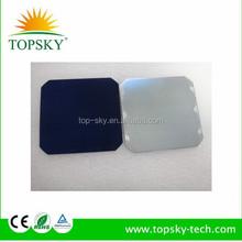 sunpower 125mm mono solar cell highest efficiency 5inch solar cells flexible solar cells