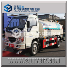 FOTON 4x2 water tank vehicle watering tank truck/vehicle/wagon water sprinker