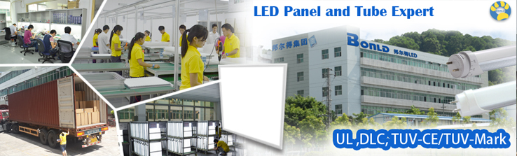 ul led panel light