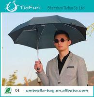 New Fancy Design 3 Fold Eccentric Umbrella