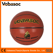 Best Korean Leather Match Basketball