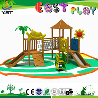 Best kids outdoor playground safe learning cheap wooden playhouses