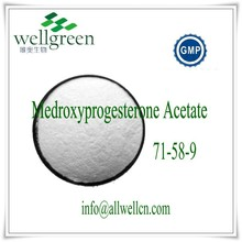 ALLWELL 99%Medroxyprogesterone steroids and hormones sample