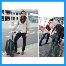 Balanceo de ruedas Scooter maleta del equipaje para viajes de negocios