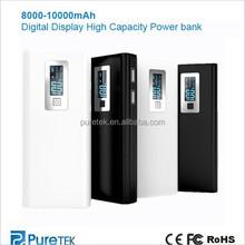 2015 Universal Portable Power Bank 8000mAh For iPhone 6 5S 5C 5/iPad Air/iPad Mini