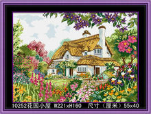 TOP GARDEN SHED SELL BEAUTIFUL SCENERY DIY DIAMOND PAINTING FOR HOUSE