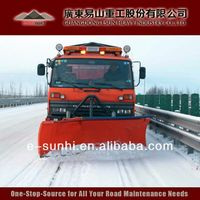 HZJ5120TCX commercial snow removal equipment