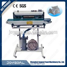 plastic cosmetic tube sealing machine
