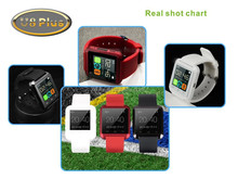 OEM wholesale IOS and android 3G mobile phone bluetooth smart sports watch for iphone 6