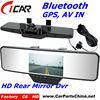 GPS Night Vision Bluetooth Full HD 720P Vehicle Drive Recorder Dvr