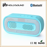 audio portable rechargeable wireless bluetooth speaker with mobile phone