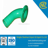 OEM precision casting metal parts with steel/iron casting