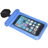 New Design smart phone PVC Waterproof Case For samsung note 5