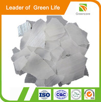 GREENCARE- ISO/SGS Certificate caustic soda flakes suppliers 99%min