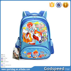 2015 hot selling durable children travel trolley luggage bag