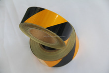 Reflective Warning tape, double color