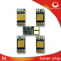 Compatible cartridge chip for Ricoh InfoPrint Color-1854 1856 1866 toner reset chip