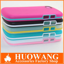dual color hybrid case for blackberry Q10 protective case