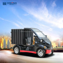 2015 popular low cost short distant cargo delivery electric car import