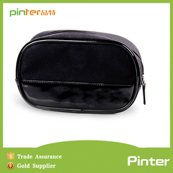 Pinter China bags factory fancy promotion wholesale pu leather stylish cosmetic bag