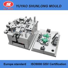 fabricante de plástico para el moldeo por inyección con cnc
