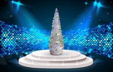 New design top quality christmas tree price, solar christmas tree