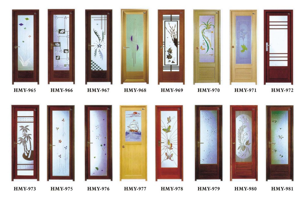 Manufacturer For Pvc Profile Pvc Bathroom Door Price Nice