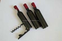 logo customized corkscrews for promotional activity, cute wine corkscrew, creative waiters corkscrew