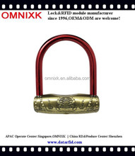 OBL-178 high quality padlock, 4 keys padlock, lock with keys